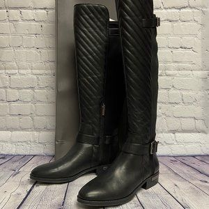 Vince Camuto Panyma Leather Riding Boots